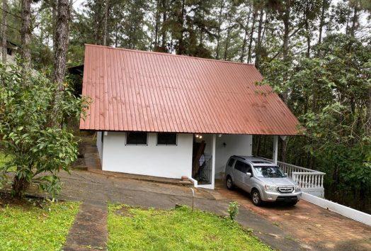 Residencia de montaña en Los Altos de Cerro Azul